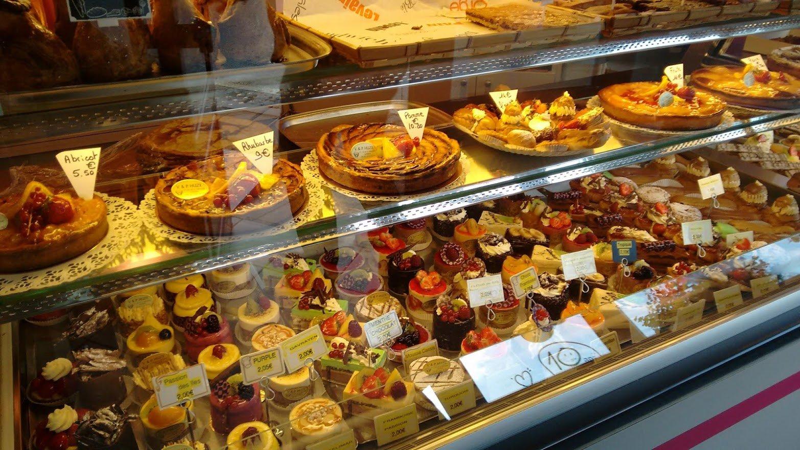 Gavray boulangerie