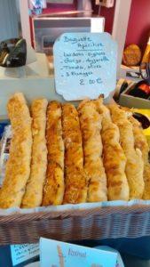 Baguette in Gavray
