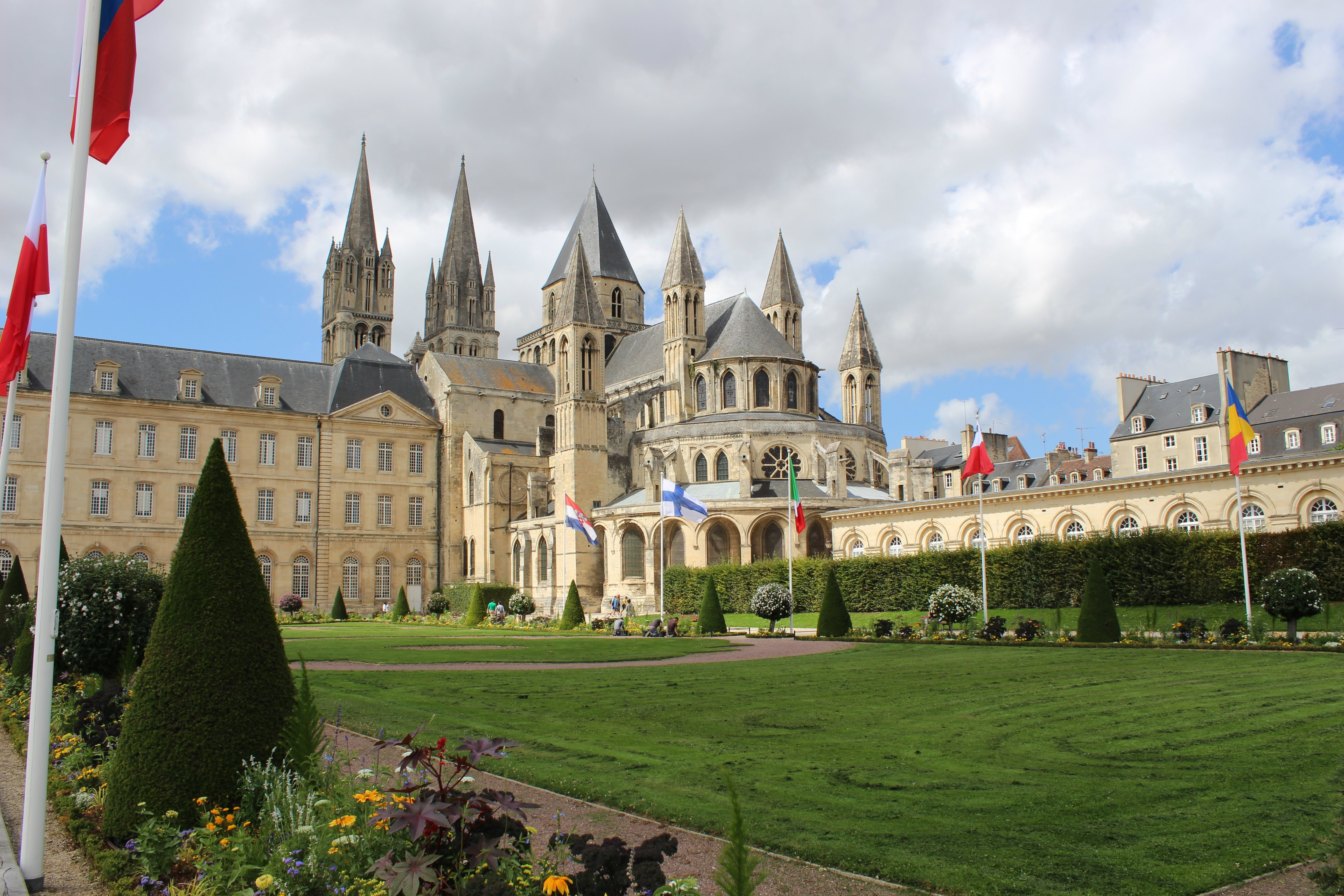 Caen in Normandy