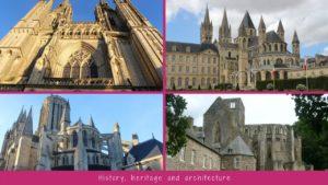 Normandy history buffs