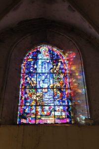 Sainte-Mère-Église church in Normandy