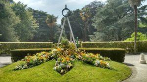 Coutances gardens