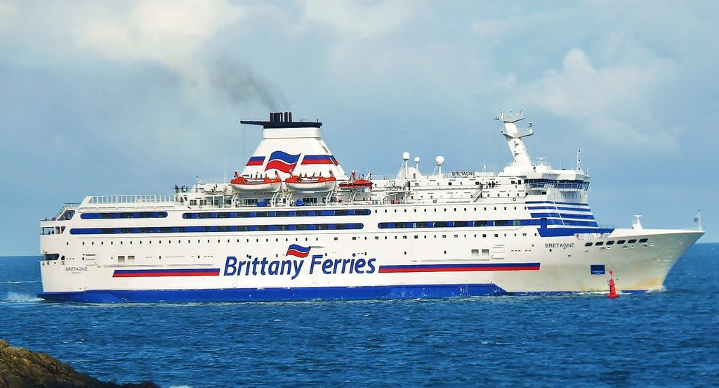 Brittany Ferries Promotion for Normandy travel