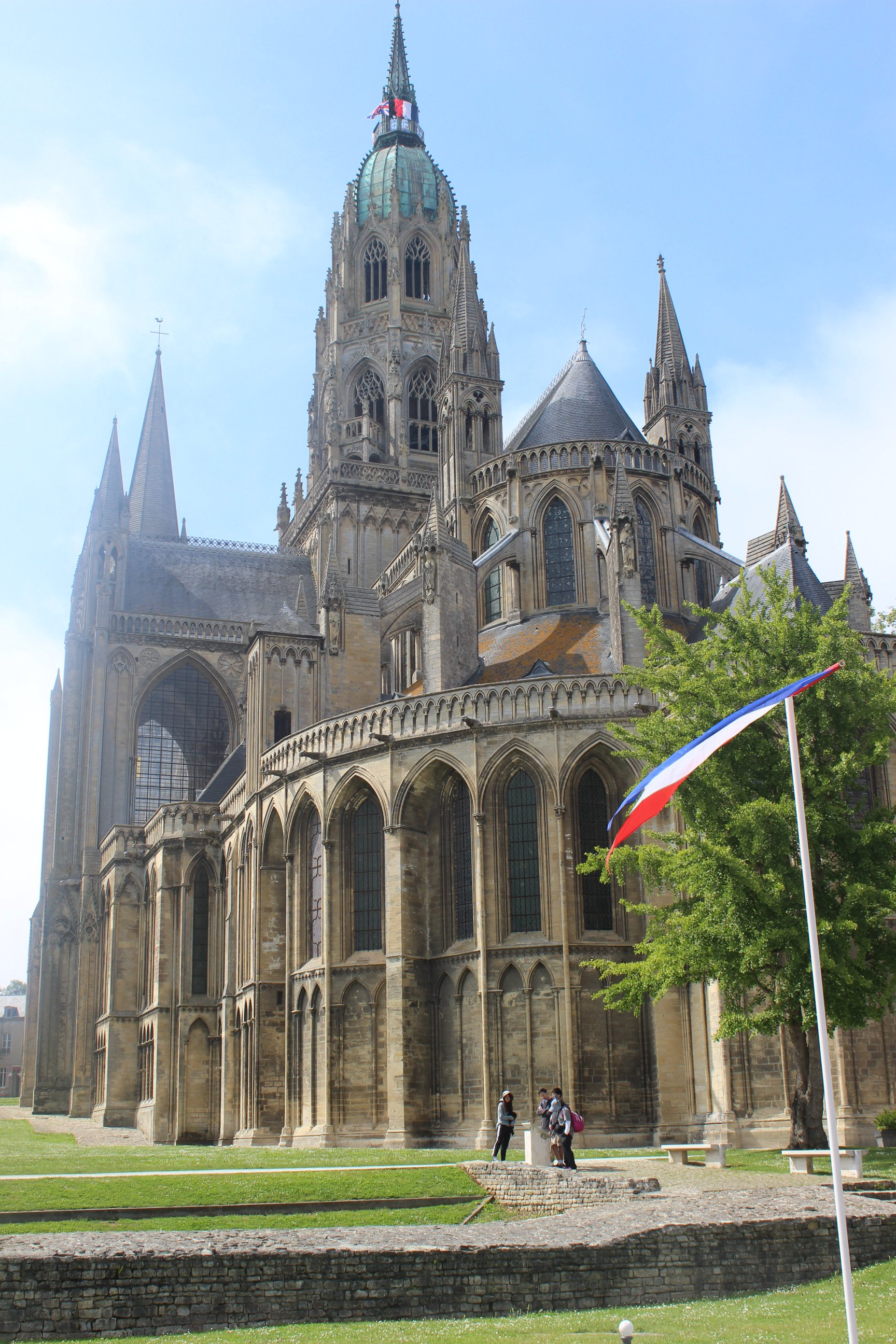 Normandy history and heritage