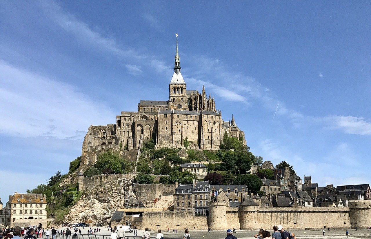 My Top 10 Abbeys and Castles in Normandy