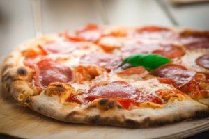 Pizza in Gavray
