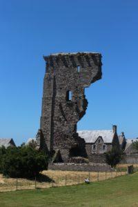 Regnéville chateau