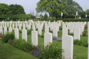 Bayeux War Memorial and Cemetery