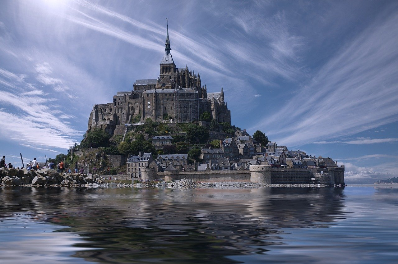 When To See The High Tides At Mont-Saint-Michel