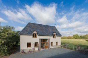 Normandy Gite Holidays - a spacious and contemporary gite located in Gavray