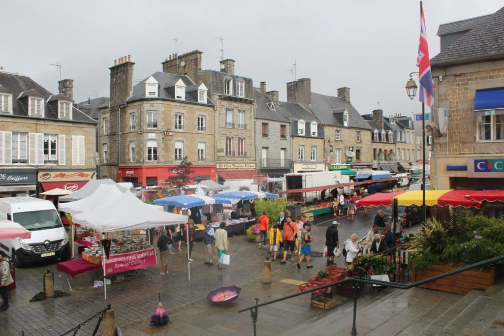 Normandy market days