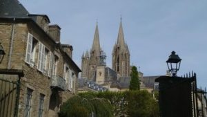 Coutances - A Normandy Garden