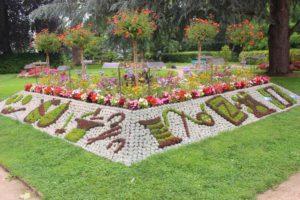 Jardin des plantes Coutances