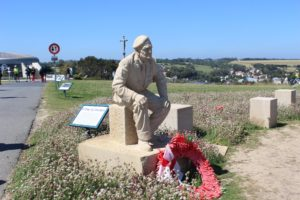 Arromanches D Day garden