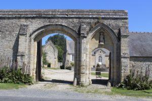 Longues sur Mer abbey