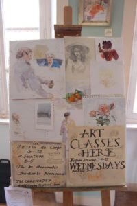 art classes in Gavray