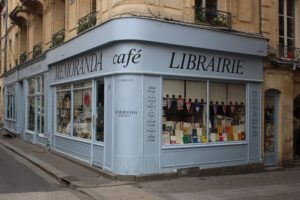 Normandy bookshop
