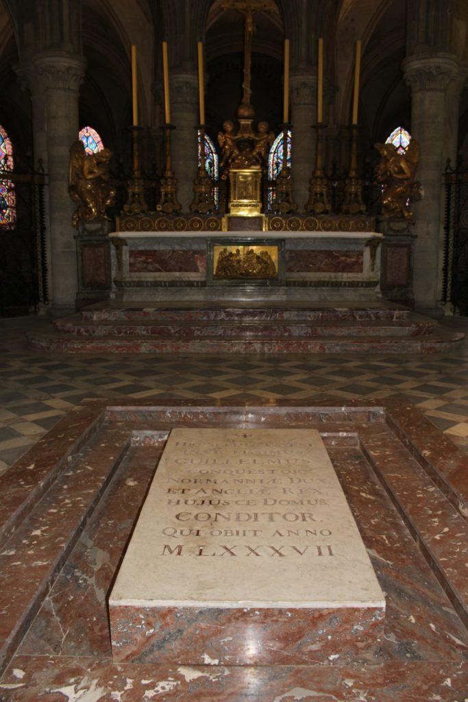 Tomb of William the Conqueror