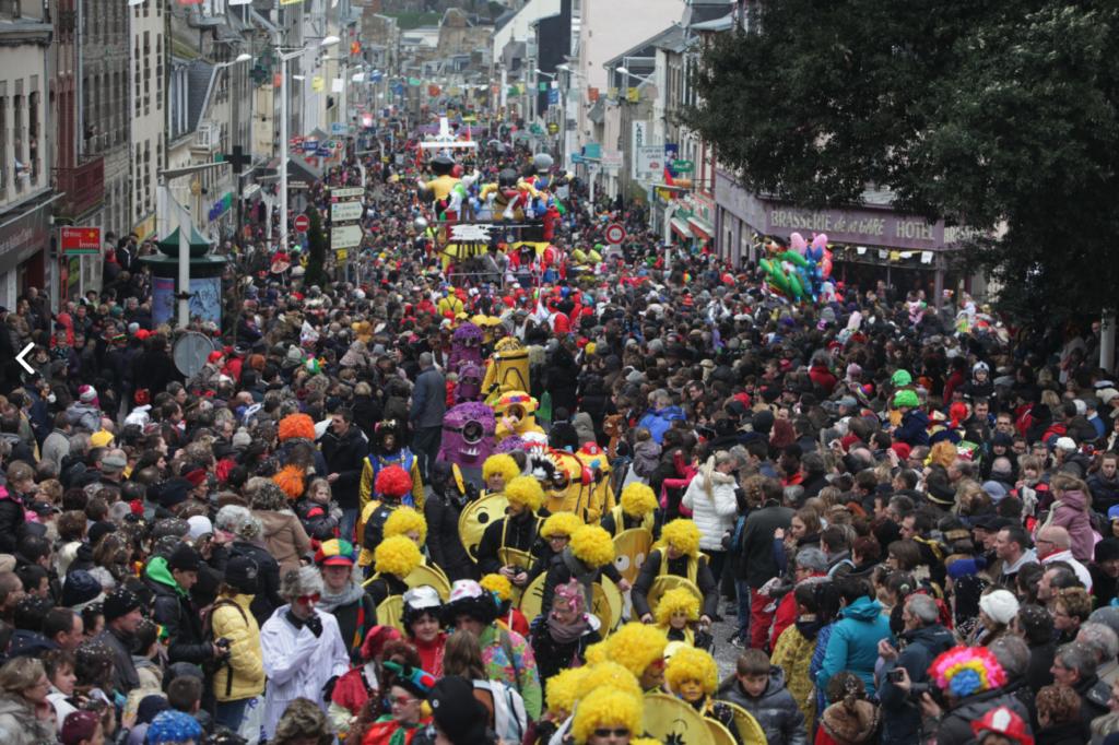 carnival in Granville